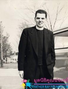 Father Raymond Brennan C.Ss.R.