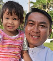 Fr. Pattarapong Srivorakul, C.Ss.R.